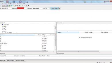 آموزش آپلود فایل در هاست از طریق FTP 14