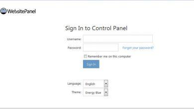 آموزش تغییر نسخه ASP.NET در هاست ویندوز 14