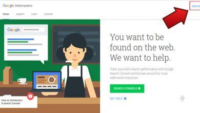 آموزش ثبت سایت در گوگل وبمستر 6