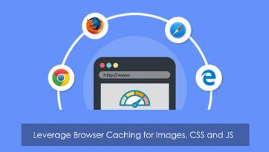 آموزش رفع خطای leverage browser caching در GTmetrix 17