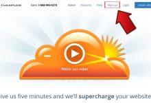 آموزش فعال سازی CloudFlare 18