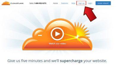 آموزش فعال سازی CloudFlare 15
