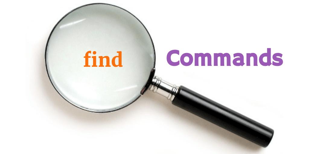 جستجو در لینوکس