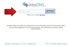 روش بررسی DNS های یک دامنه 24
