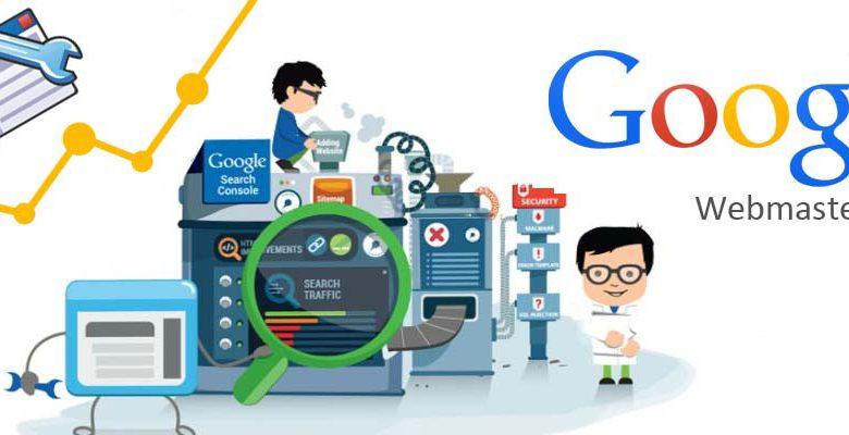 گوگل وب مستر تولز چیست؟ 1