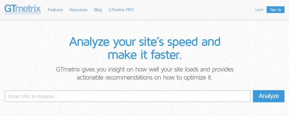 تست سرعت وب سایت 4