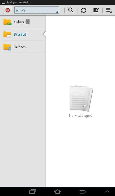 آموزش تنظیم ایمیل در سیستم عامل اندروید 8