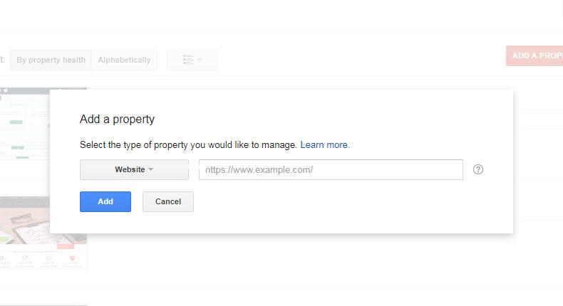 آموزش ثبت سایت در گوگل وبمستر 4