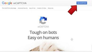 آموزش فعالسازی کد امنیتی Captcha در وردپرس