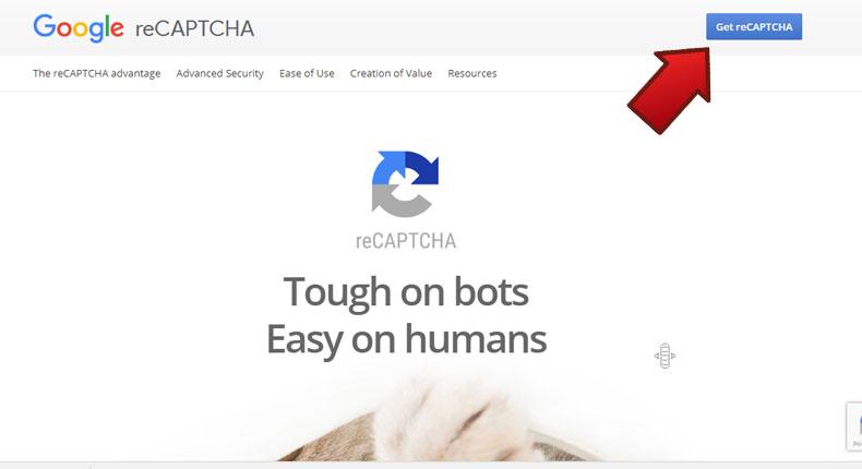 آموزش فعالسازی کد امنیتی Captcha در جوملا