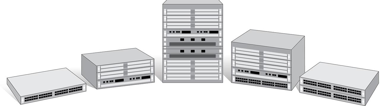 تجهیزات شبکه PlanetHoster (روتر، سوئیچ، فایروال، و غیره)