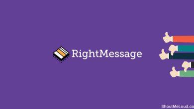 بررسی RightMessage: اضافه کردن شخصی سازی و افزایش محصول دیجیتال شما 3
