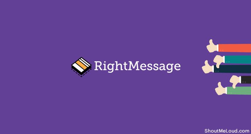 مرور Rightmessage