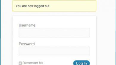 تغییر لوگوی صفحه ورود به مدیریت وردپرس