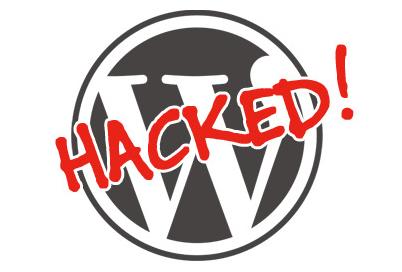 نشانه های هک شدن وردپرس