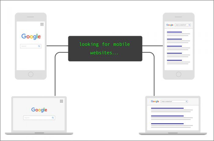 new google search model