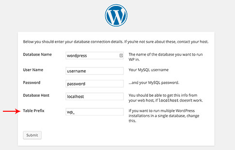 install wordpress-تامین امنیت وردپرس