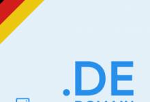قوانین ثبت دامین آلمان DE. 20