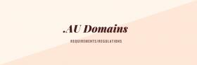 قوانین ثبت دامین استرالیا .AU 14