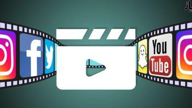 استفاده از ویدئو 34
