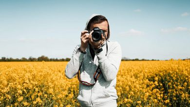 اصول عکاسی دیجیتال را بدانید 10