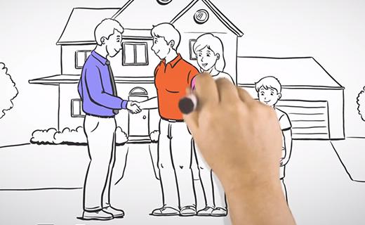 انیمیشن های تخته سفید و ویدئو های توضیحی 1