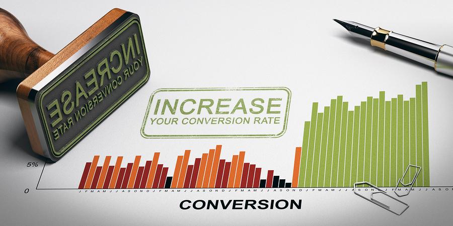 افزایش نرخ تبدیل سایت با تولید محتوا
