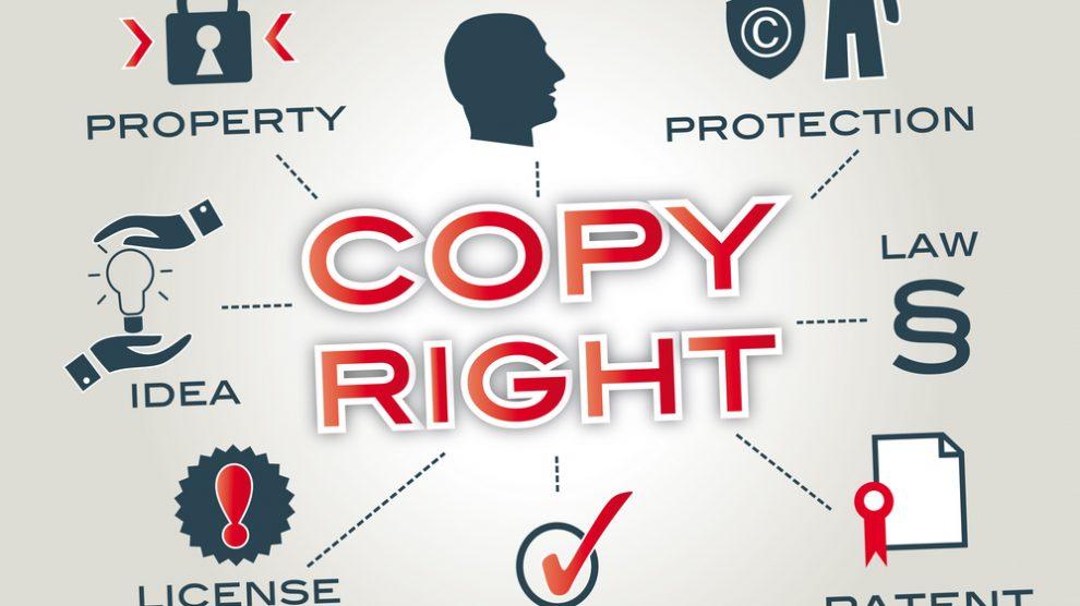 حق کپی رایت