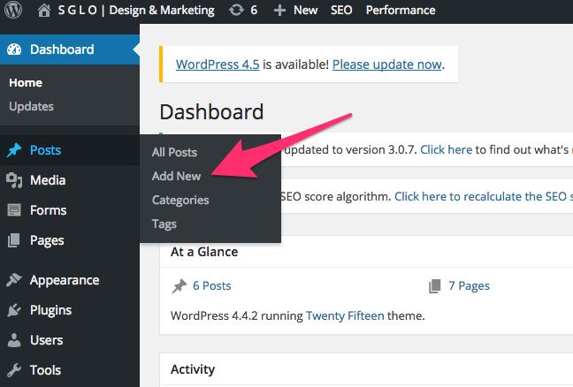 راهنمای بهینه سازی نوشته های وبلاگ وردپرس شما