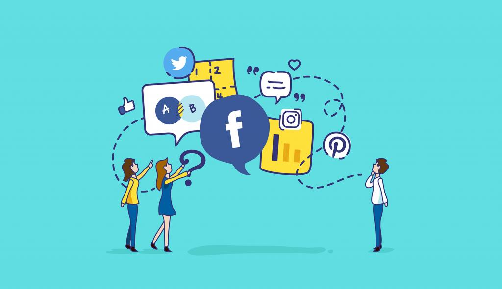 راه اندازی کمپین های شبکه های اجتماعی