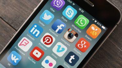 رسانه های اجتماعی برای باشگاه بدنسازی 19