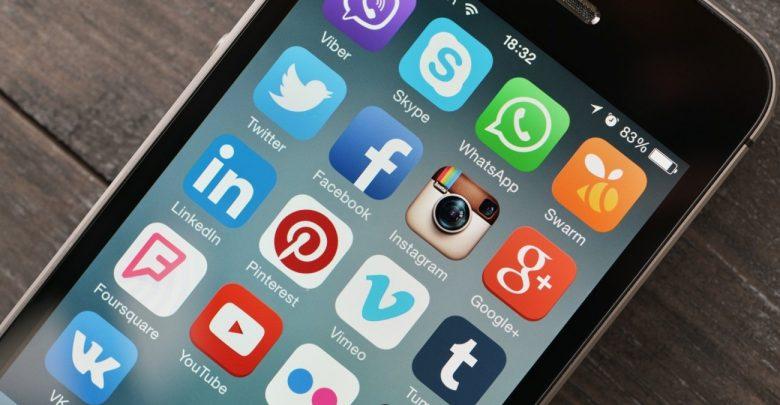 رسانه های اجتماعی برای باشگاه بدنسازی 1