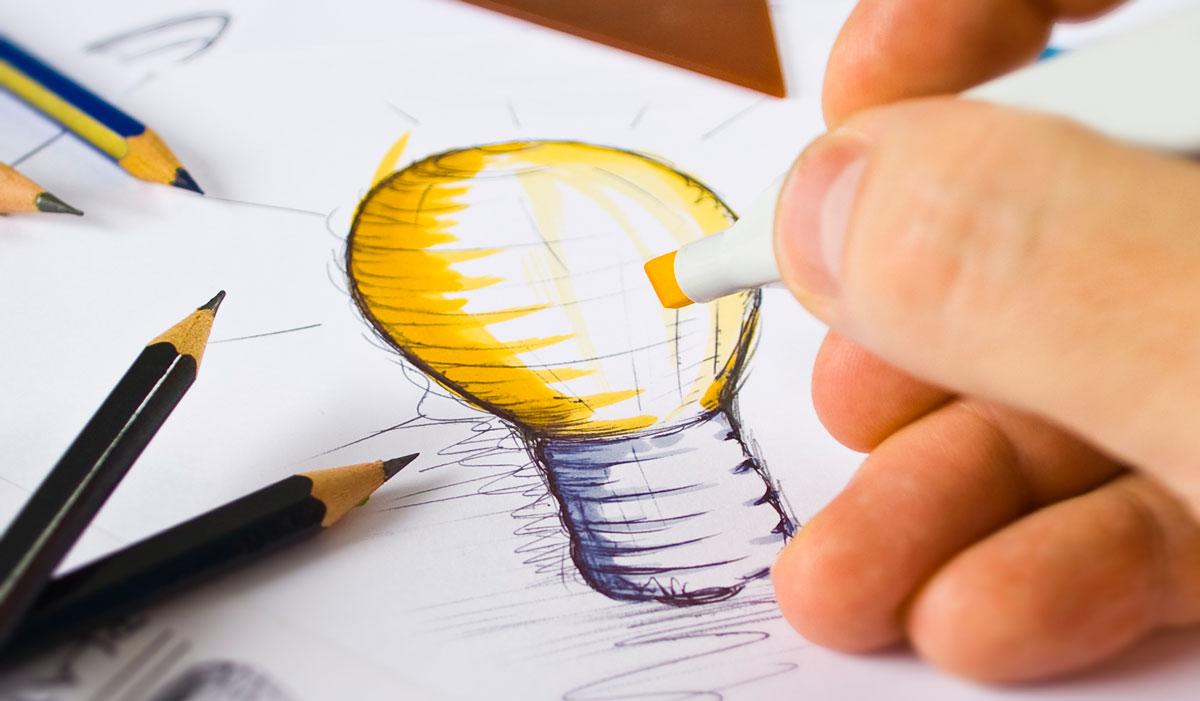 طراحی عکس در تولید محتوا