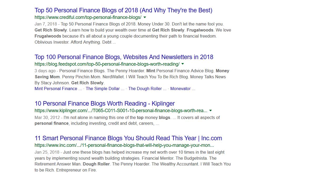 انتخاب موضوع برای وبلاگ