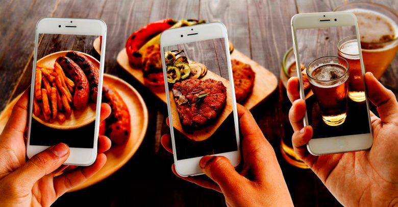 نقش رسانه اجتماعی بر روی رستوران ها 1