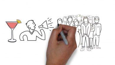از چه طریق ویدئوهای تخته سفید و توضیحی مارکتینگ دیجیتال را ویرایش می دهند ؟ 8