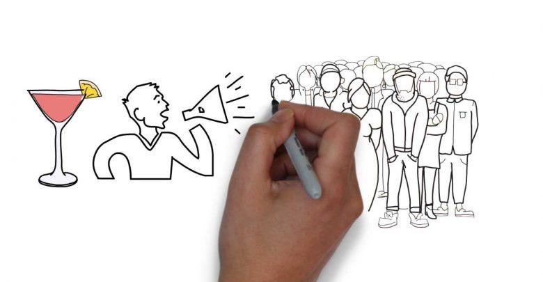 از چه طریق ویدئوهای تخته سفید و توضیحی مارکتینگ دیجیتال را ویرایش می دهند ؟ 1