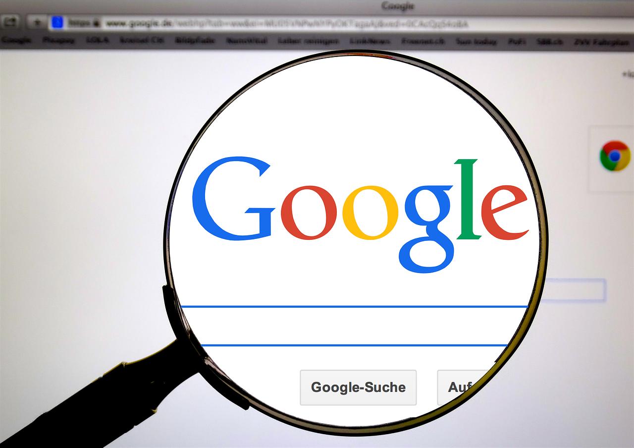 جستجو در گوگل در محتوا نویسی