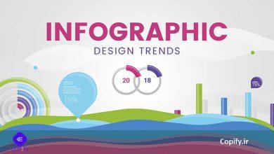 ۱۱ ترند برتر طراحی اینفوگرافیک سال ۲۰۱۸ 51