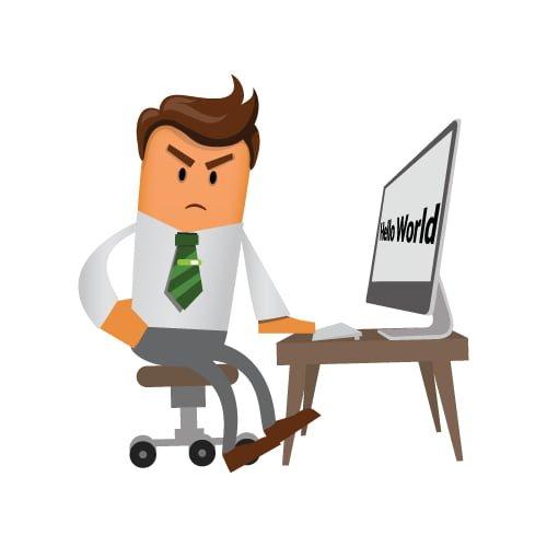 ۱۰ عادت تازه وارد وردپرس وب سایت اشتباهات برای اجتناب از 4