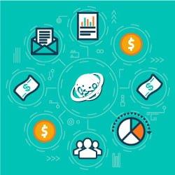 ۴ ایده های وب سایت برای کسب و کار آنلاین 1