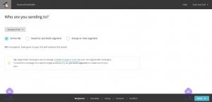آزمایش A/B میل چیمپ برای ایمیل بازاریابی (راهنما) 5