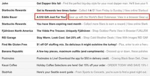 بهبود فروش با ایمیل بازاریابی در تجارت الکترونیک (فروشگاه اینترنتی) 3