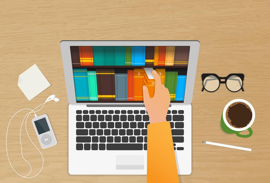 چگونه تولید محتوای کتاب الکترونیکی کنیم؟