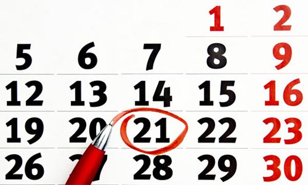 تمرین 21 روزه در مدیریت زمان در تولید محتوا