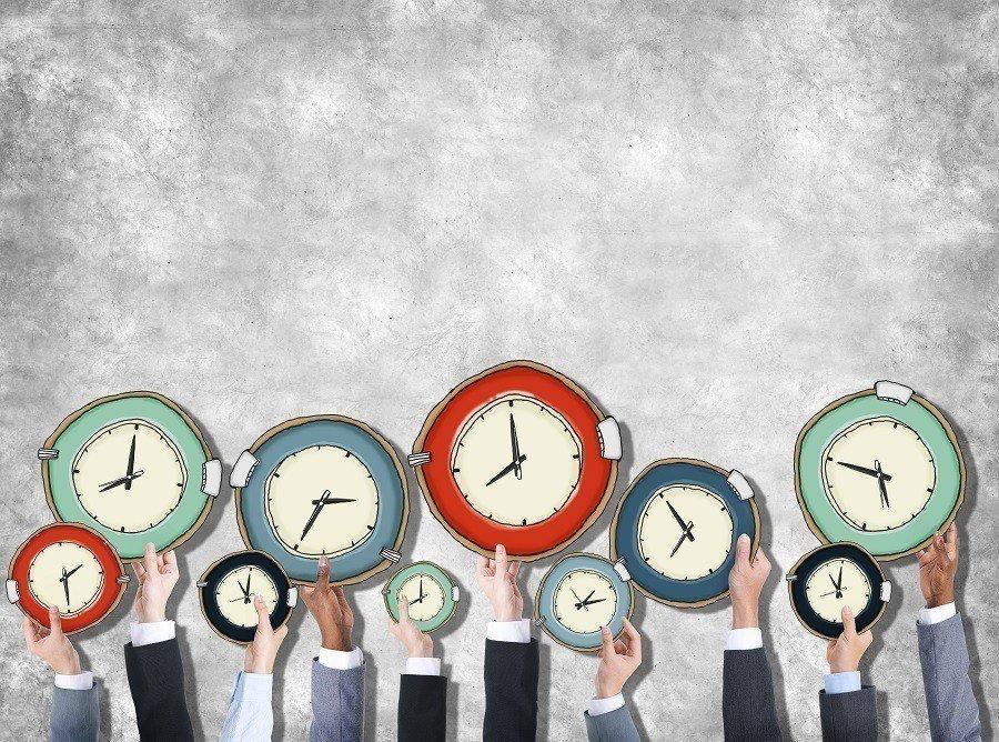 مدیریت زمان و تولید محتوا
