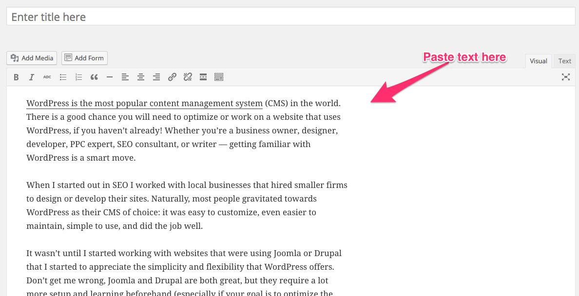 راهنمای بهینه سازی نوشته های بلاگwordpress شما (علاوه بر لیست) 2