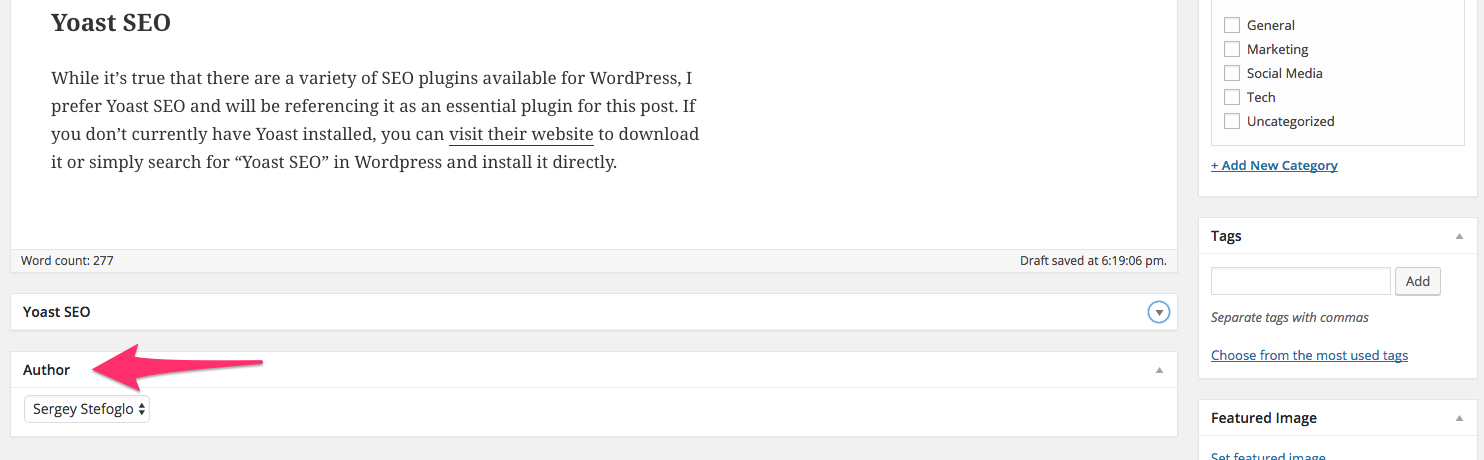 راهنمای بهینه سازی نوشته های بلاگwordpress شما (علاوه بر لیست) 7