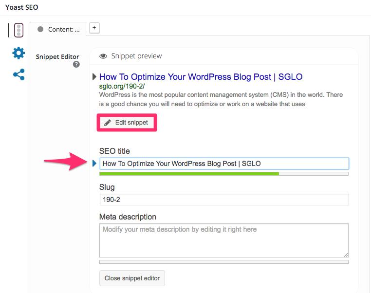 راهنمای بهینه سازی نوشته های بلاگwordpress شما (علاوه بر لیست) 11