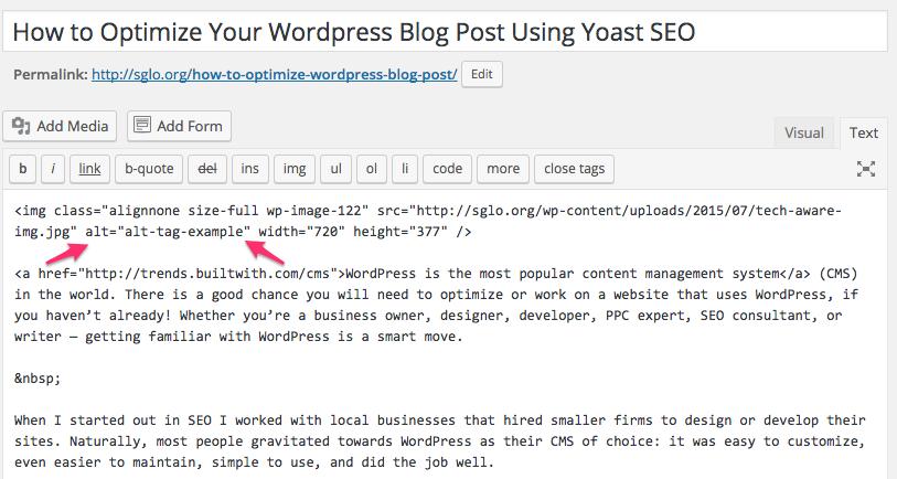 راهنمای بهینه سازی نوشته های بلاگwordpress شما (علاوه بر لیست) 19